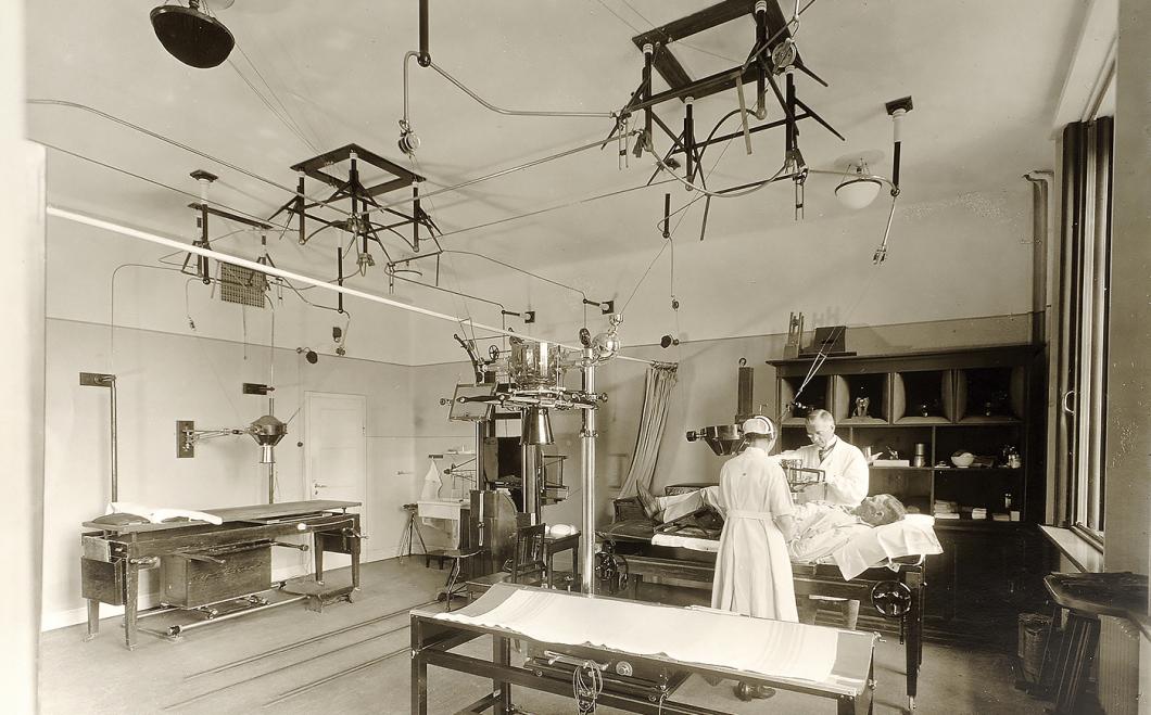 Utställning om röntgens historia