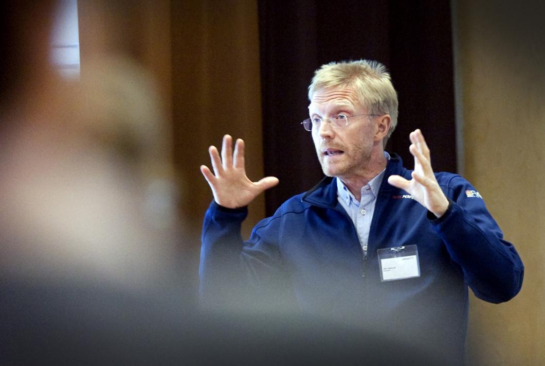 Vårdtåget i Umeå: 1000 olika insatser hos döende patienter