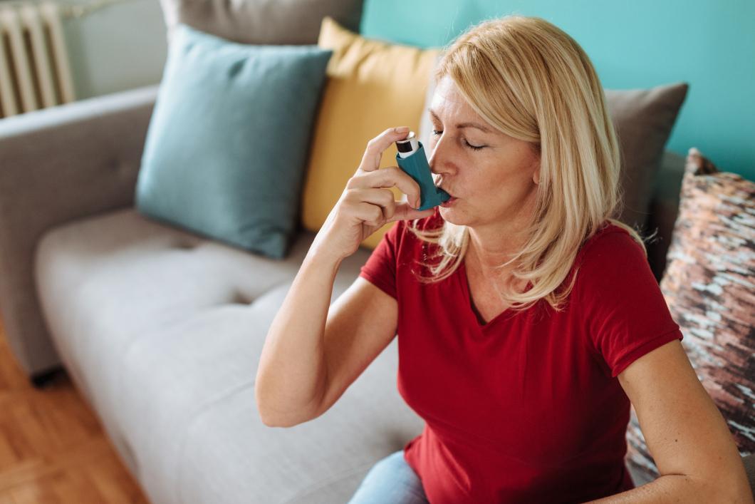 Inhalationsteknik är en färskvara