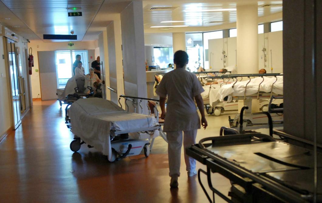 Böter utdömda för överbeläggningar på Karolinska Huddinge