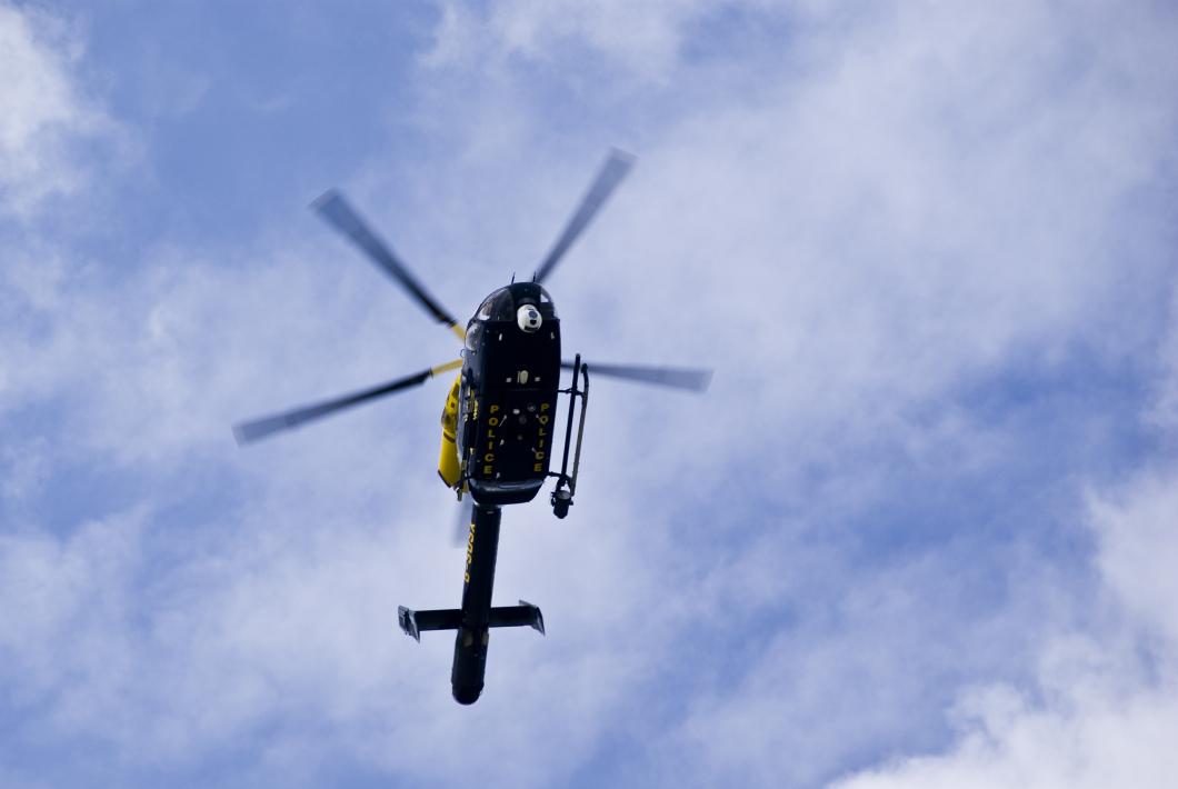 Att arbeta i ambulanshelikopter lockar många