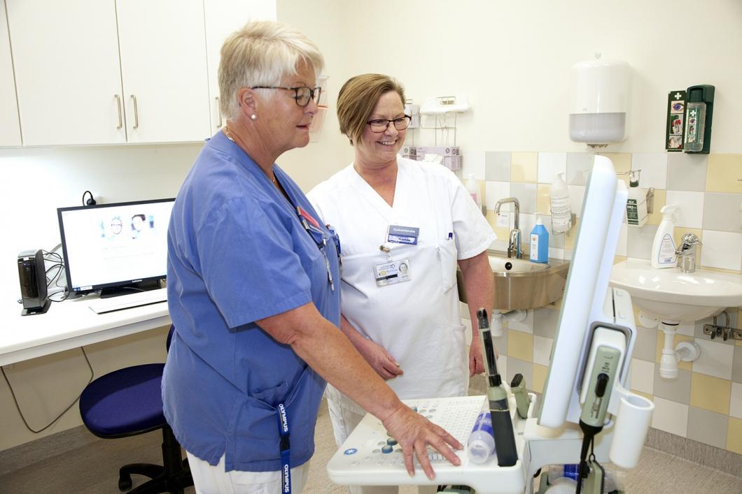 Kortare väntetid när sjuksköterskor lämnar cancerbesked