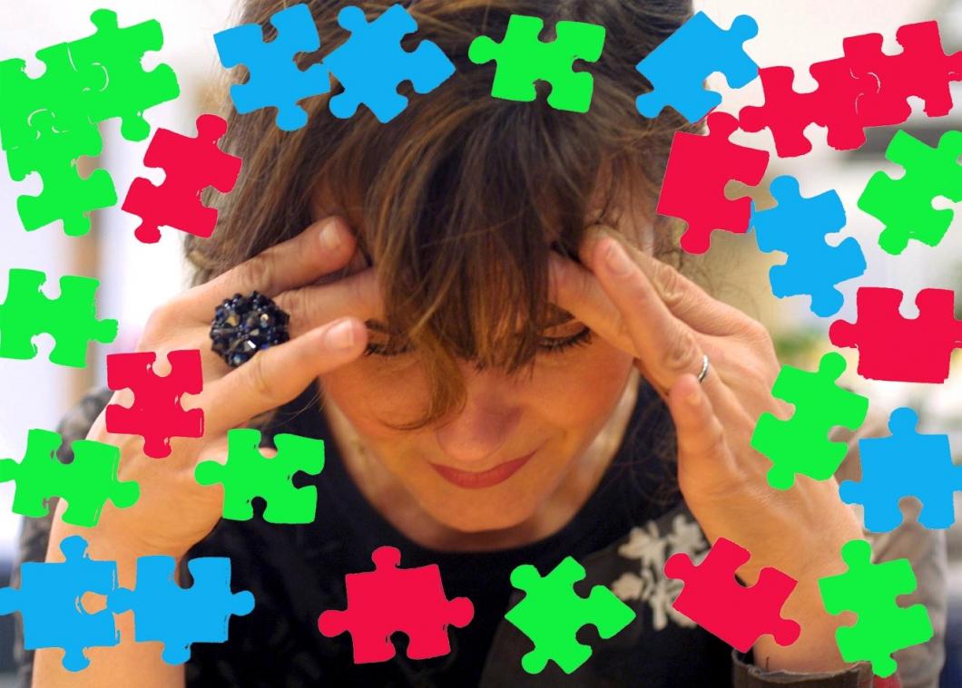 Stress i medelåldern kan orsaka demens