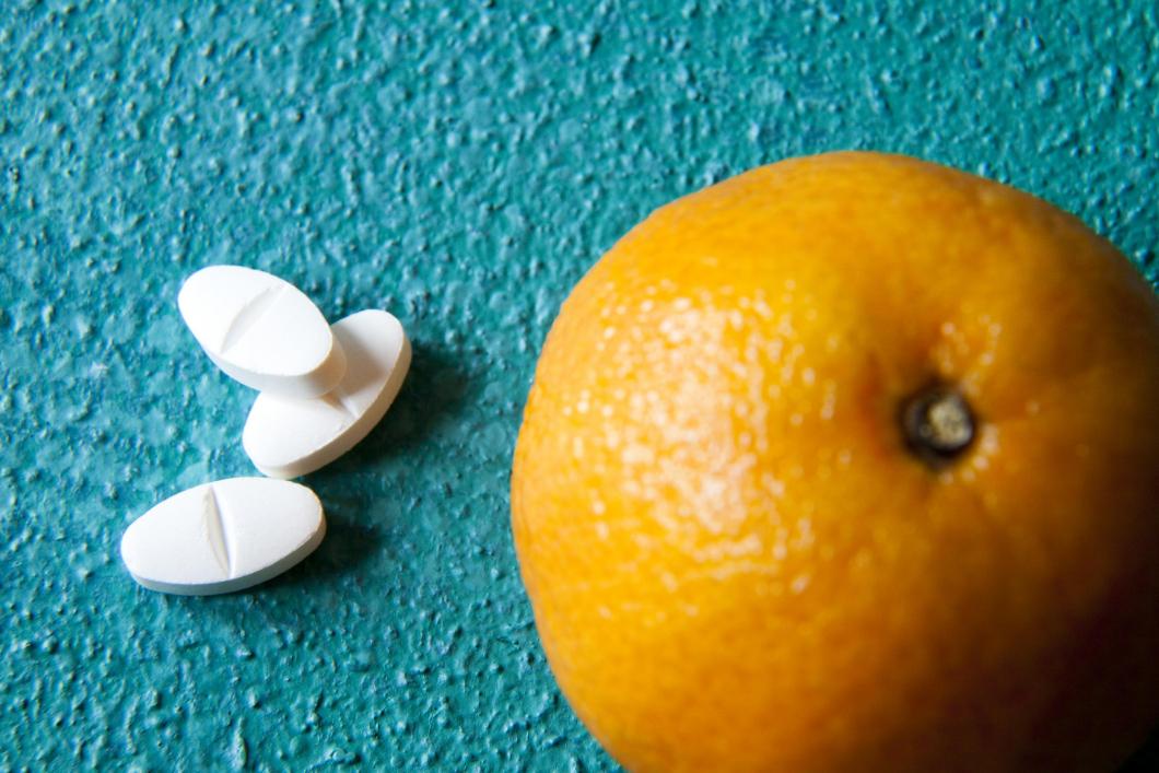 Skippa kosttillskotten – satsa på maten