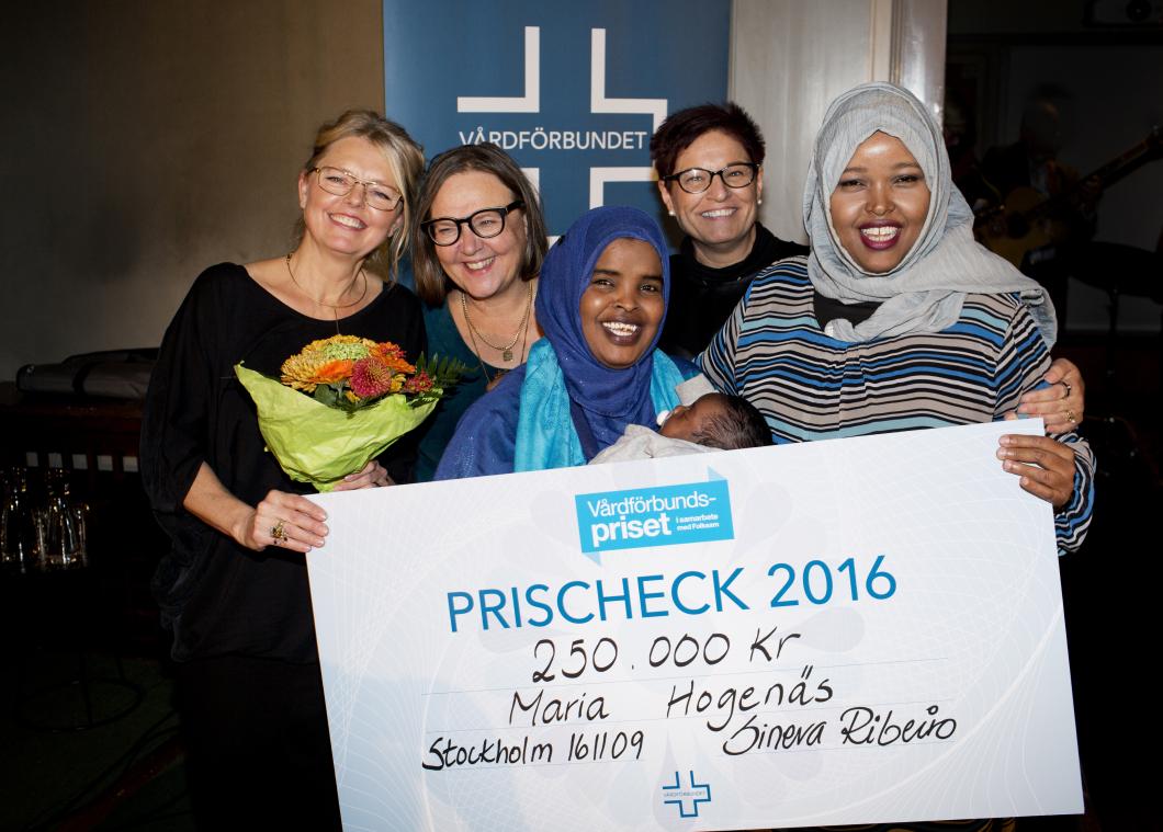 Fyra bidrag gör upp om ett av vårdens tyngsta priser