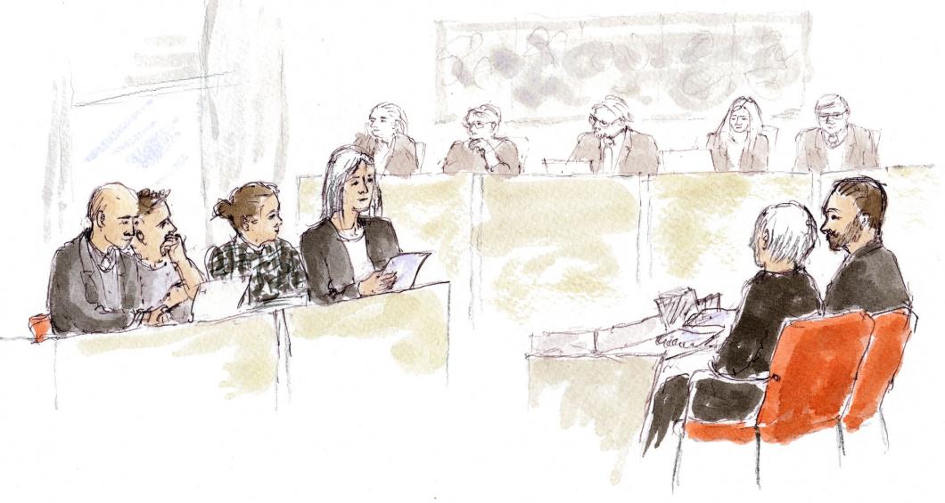 Åklagaren: barnmorskan orsakade barnets död