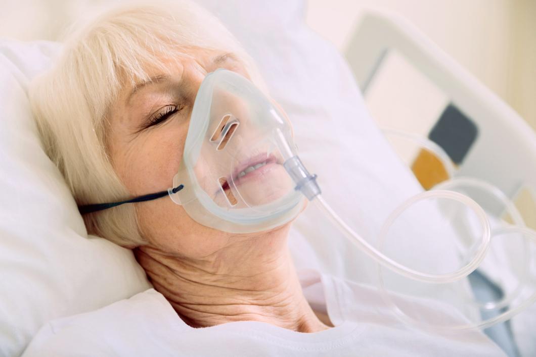Expertgrupp varnar för att ge syrgas till flertalet patienter