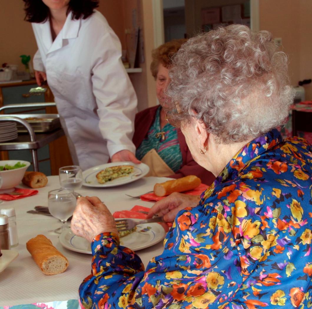 Med 860 miljoner ska sjuka äldre få en bättre tillvaro