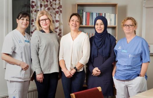 Vårdcentral prisas för att ha lyssnat på patienternas behov