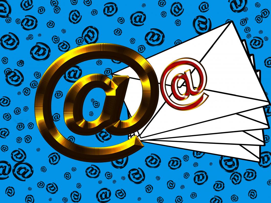 Otydliga riktlinjer för e-post med känsliga uppgifter