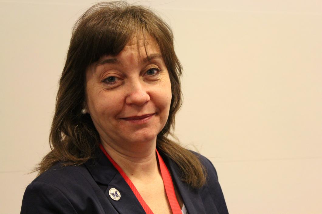 Ny ordförande för Psykiatriska riksföreningen