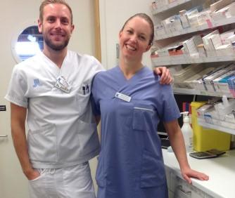 Teamarbete för säkrare och effektivare läkemedelshantering