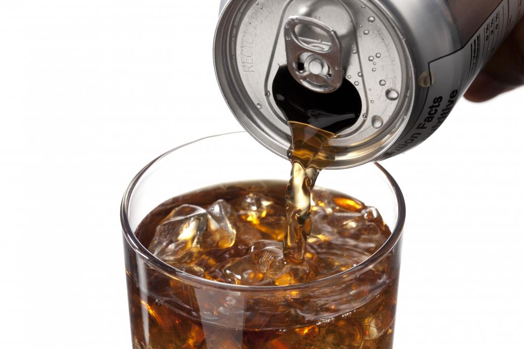 Sockerskatt på söta drycker införs i England