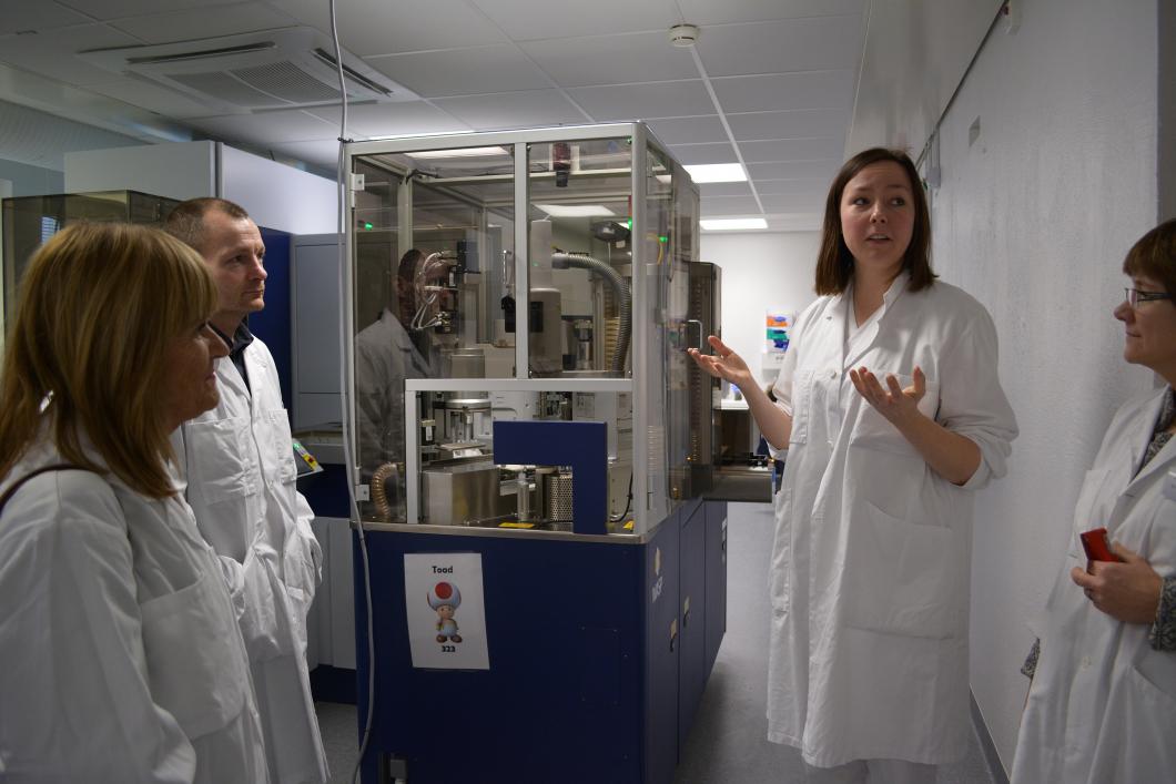 Mikrobiologiskt superlabb på plats i Lund