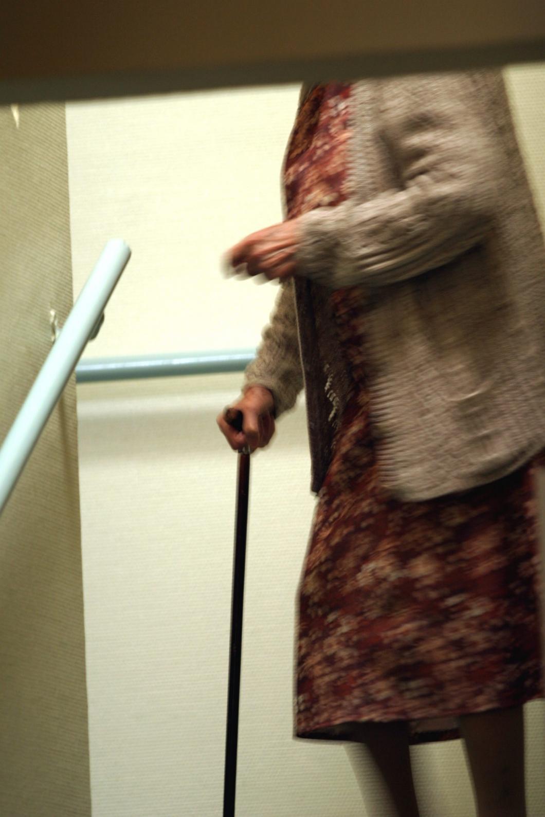 Ökad risk för höftfraktur hos kvinnor med svåra värmevallningar