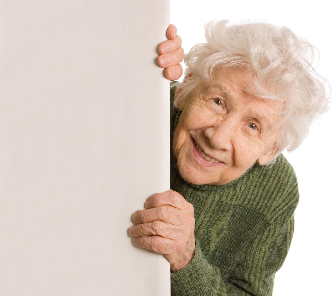 Äldre mår bättre än vad många tror