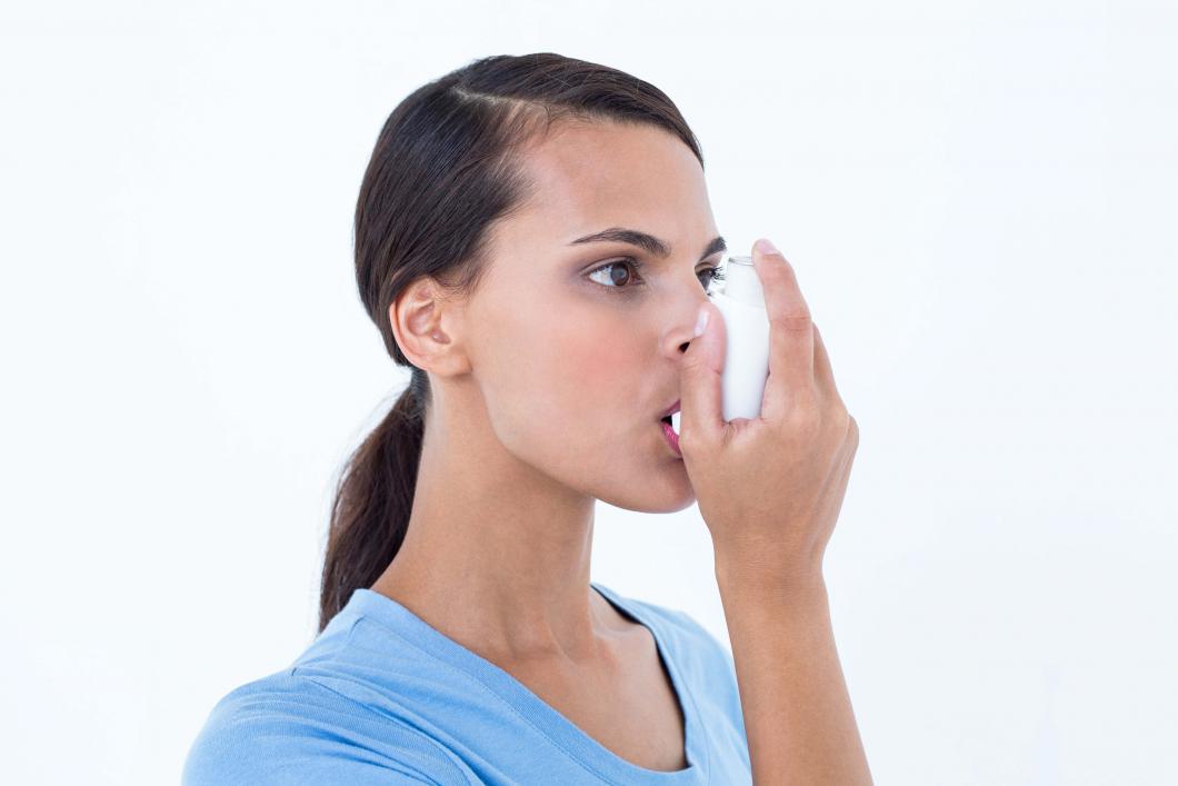 Astma ökar risken för havandeskapsförgiftning