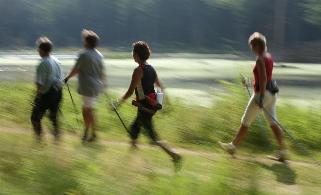 Fysisk aktivitet på recept är rutin i Kronoberg