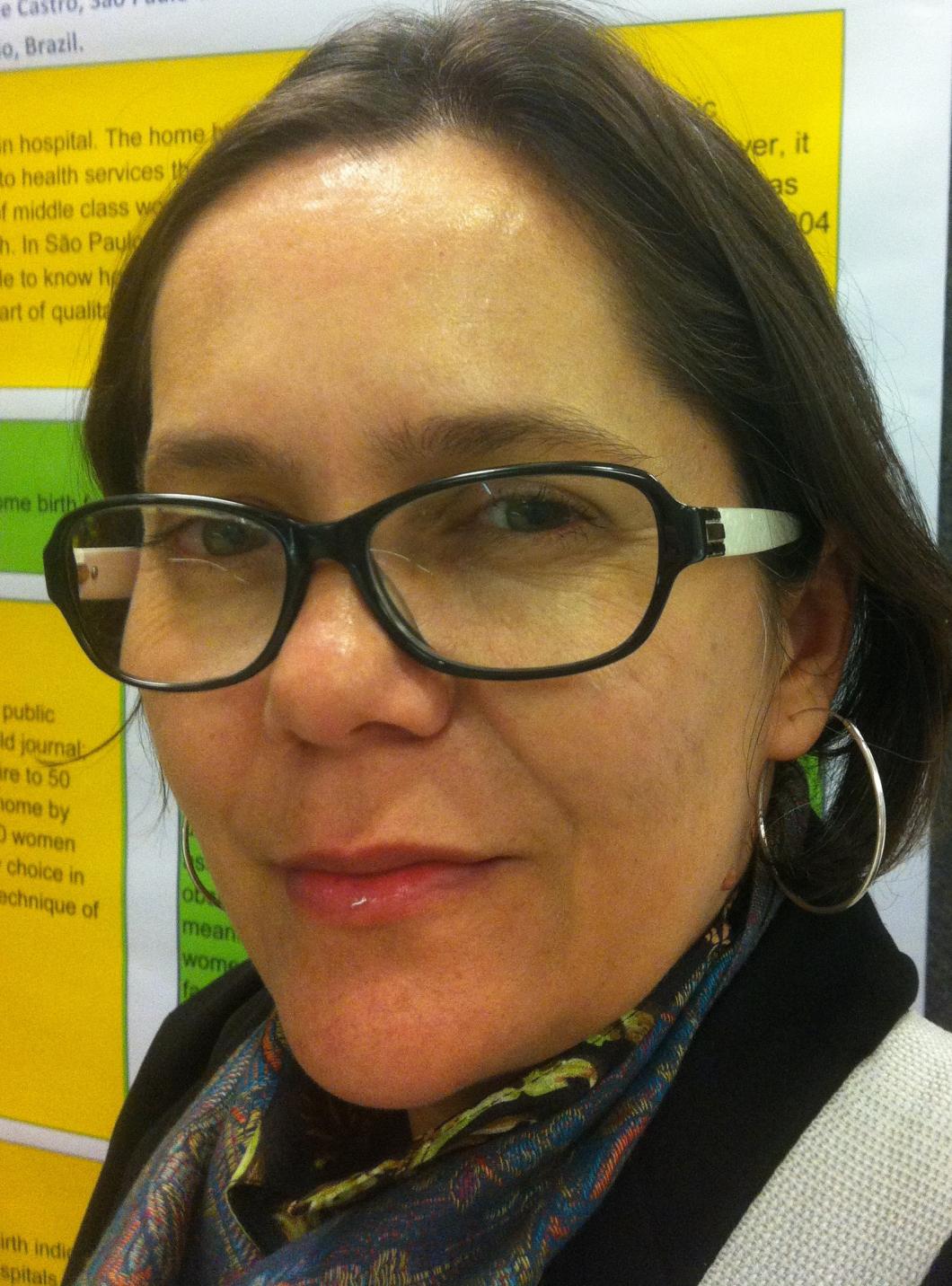 ICM Prag. Brasiliens födande kvinnor kränks på sjukhusen