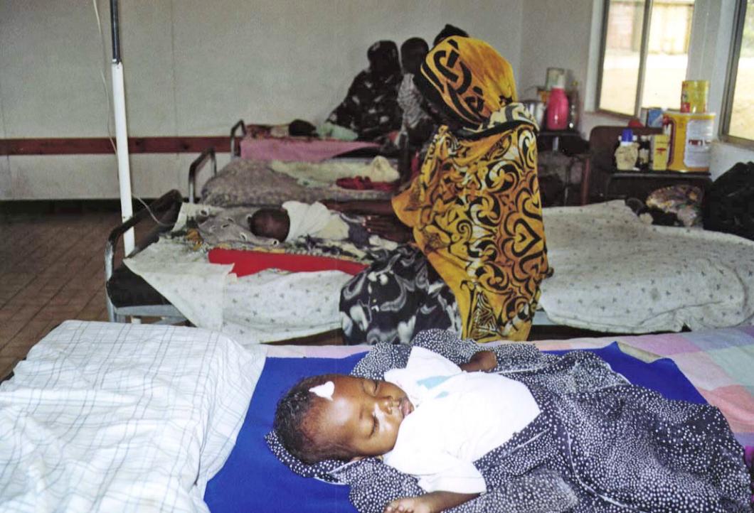 Rebeller ockuperar SOS Barnbyars sjukhus i Mogadishu