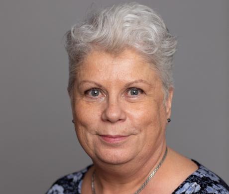 Irene Sjövall Sanned är ordförande för Vårdförbundet Jönköping