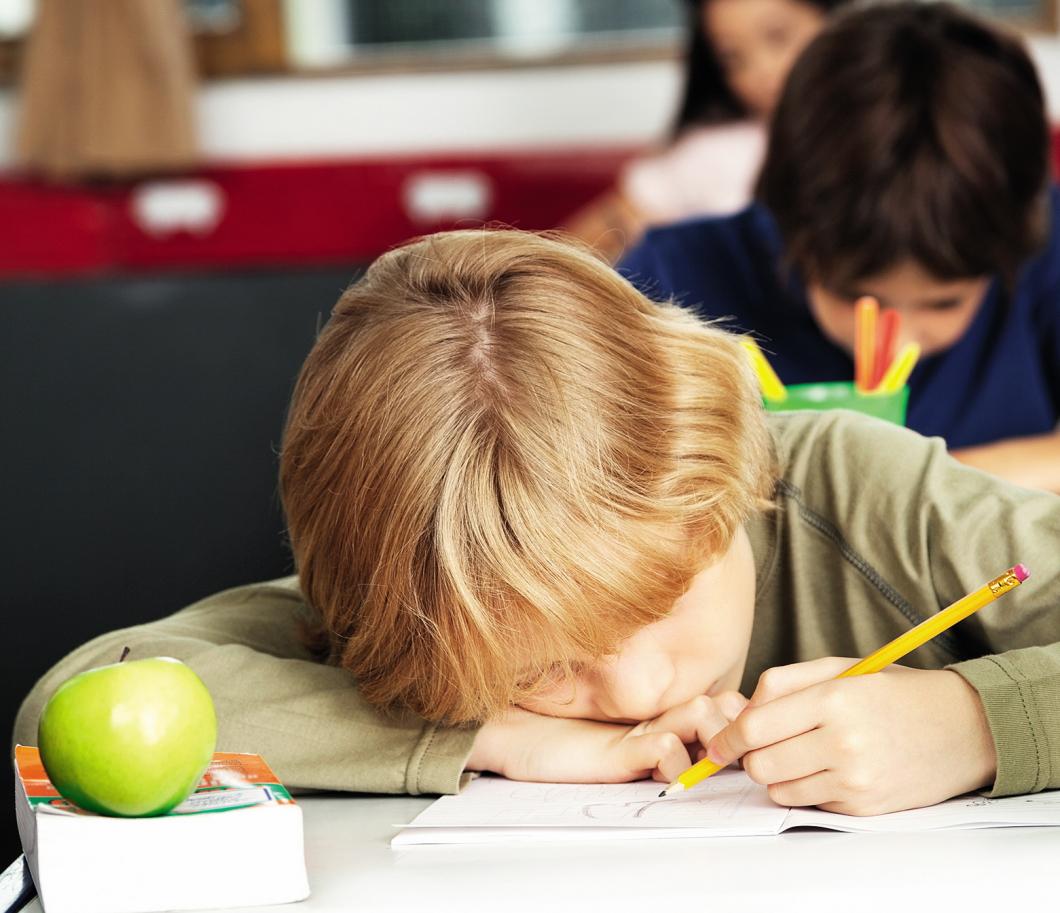Forska mer om elevers ohälsa