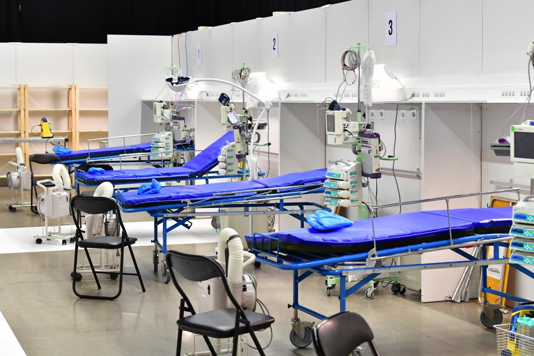 Sjuksköterskor från privata bolag lånas ut till coronavård