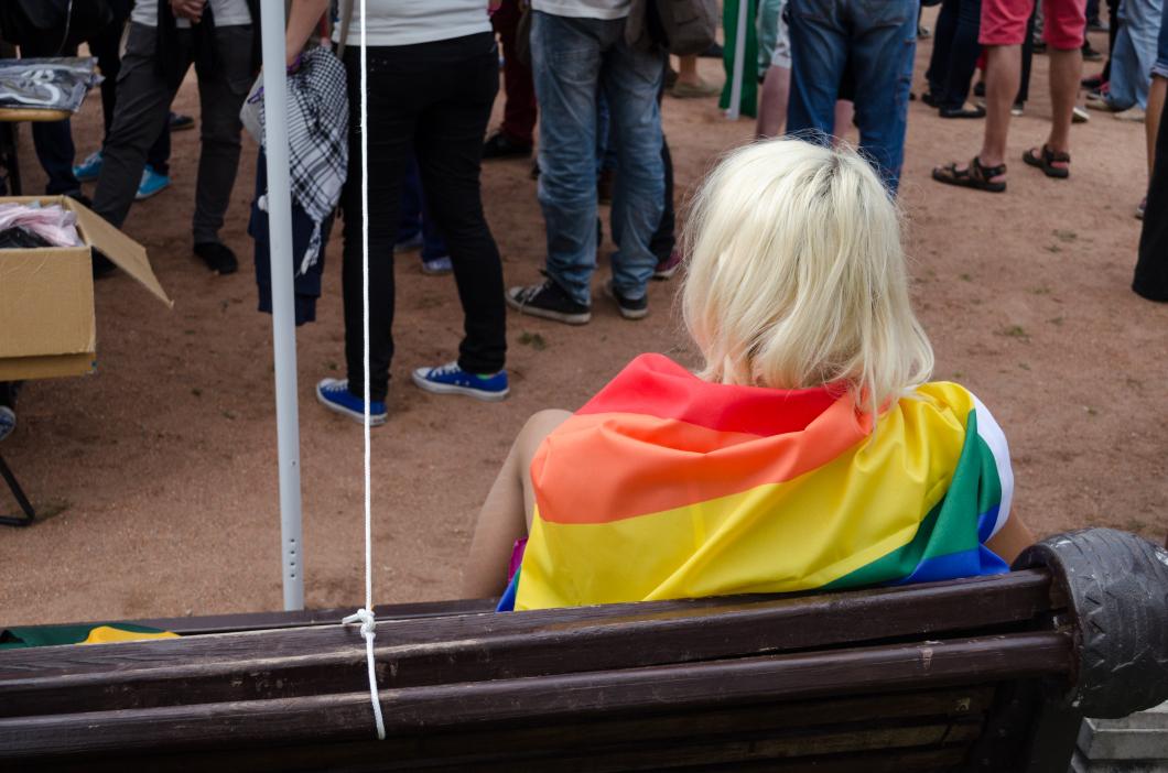 Var tredje transperson har under det senaste året övervägt att ta sitt liv