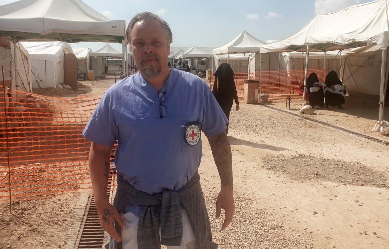 """""""Smittan kommer spridas explosionsartat i lägret"""""""