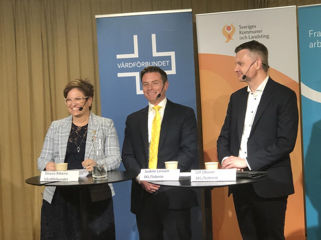 Avtal klart mellan Vårdförbundet och SKL