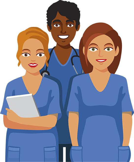 Fler sjuksköterskor är allas ansvar