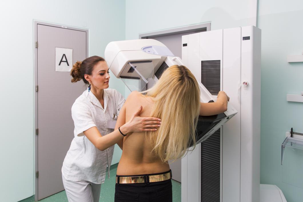 Mammografi kan förlänga livet med 17 år