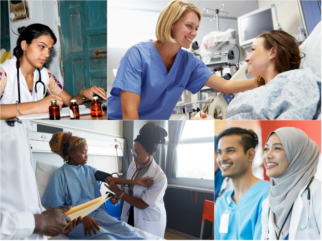 Internationella sjuksköterskedagen: I dag hyllas yrket