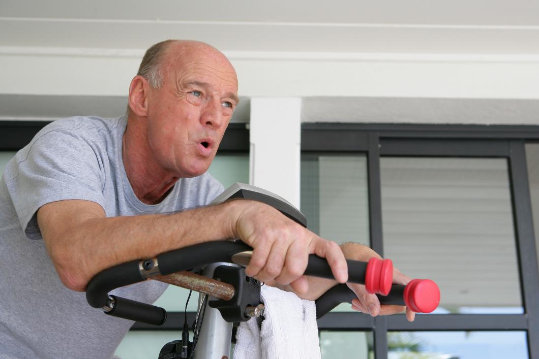 Dålig kondition ökar risken att dö i förtid