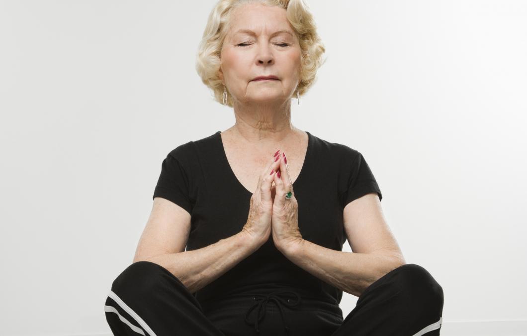 Yoga hjälper patienter efter stroke