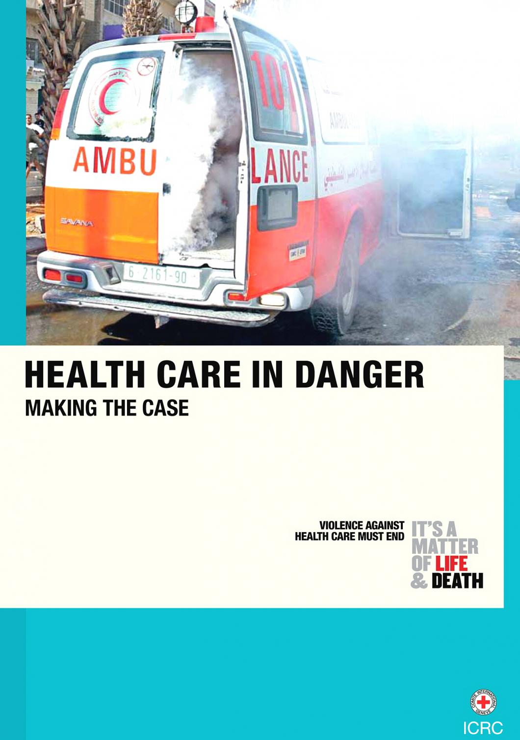 Attacker mot sjukvården dödar miljontals