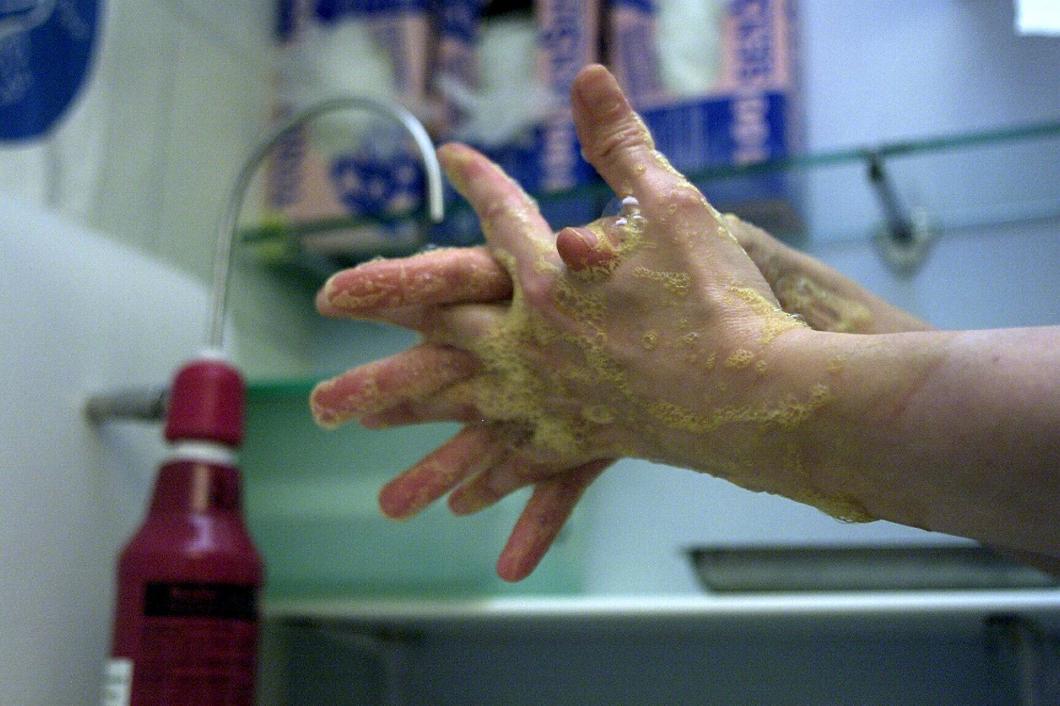 Ingen nedgång av vårdrelaterade infektioner trots bättre hygien