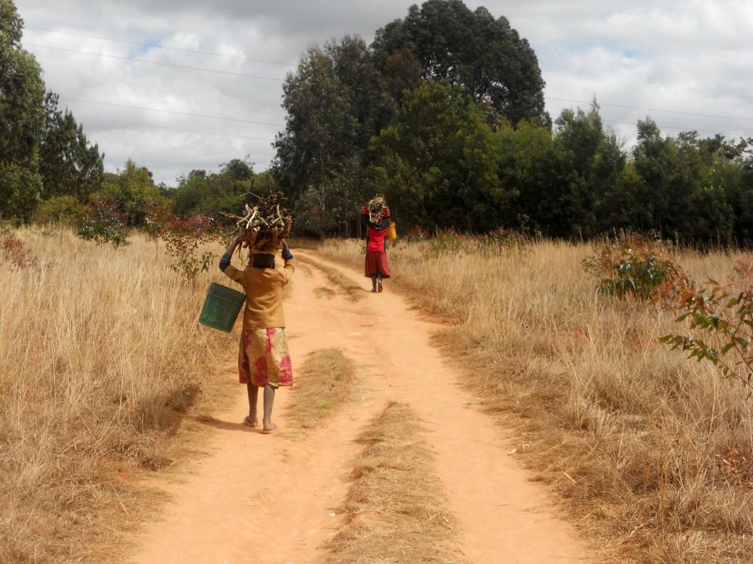 Kraftig minskning av hivsmitta i Afrika