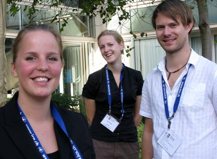 ICN:s studentforum valde in nordisk medlem i styrelsen