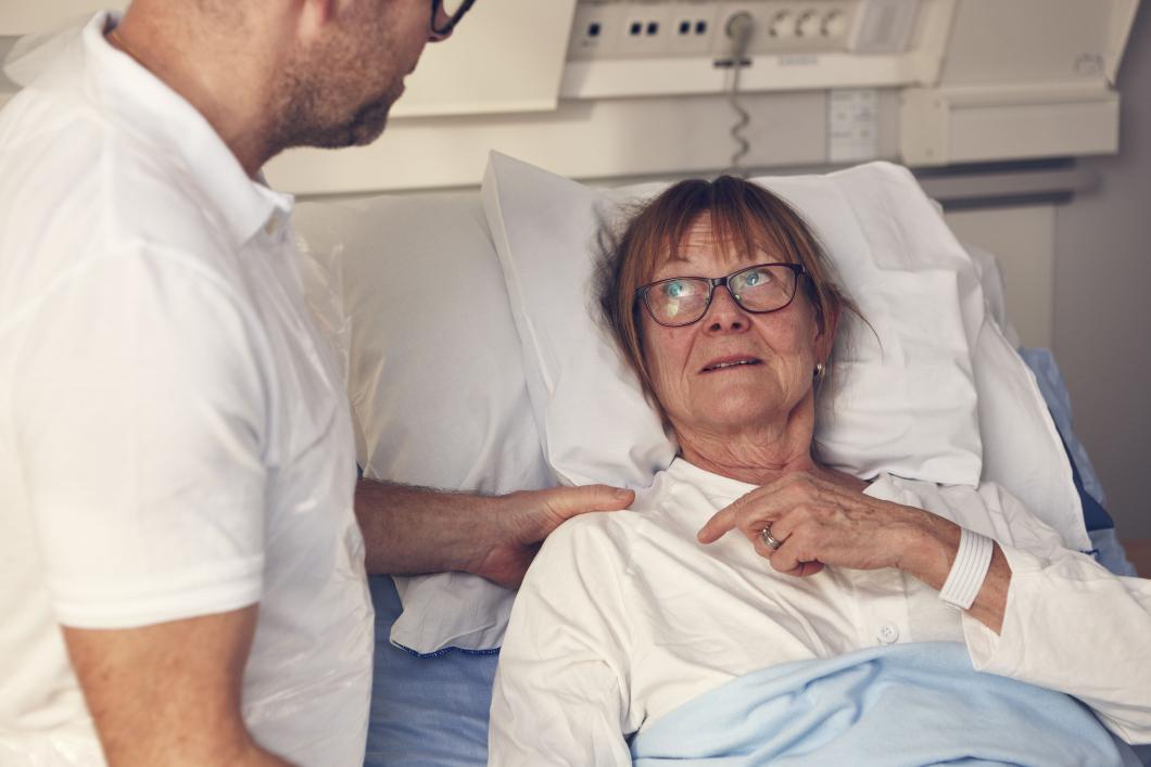 Nytt verktyg ska hitta sköra äldre patienter på akuten