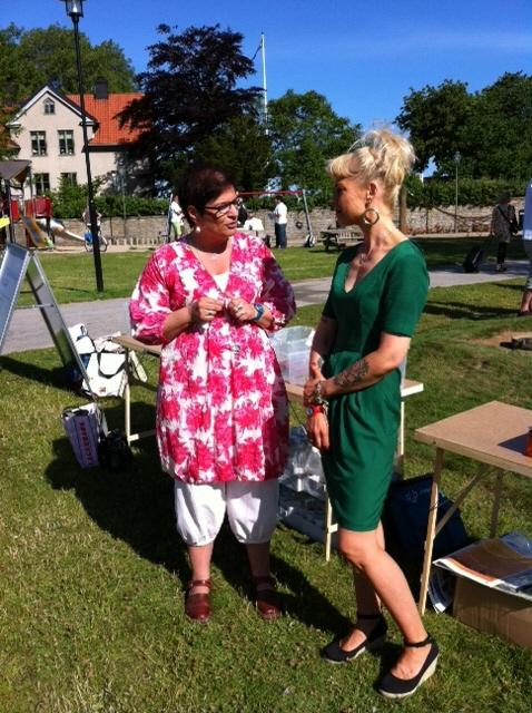 """Almedalen. """"Politikerna kan öka löneutrymmet för kvinnor i vården"""""""