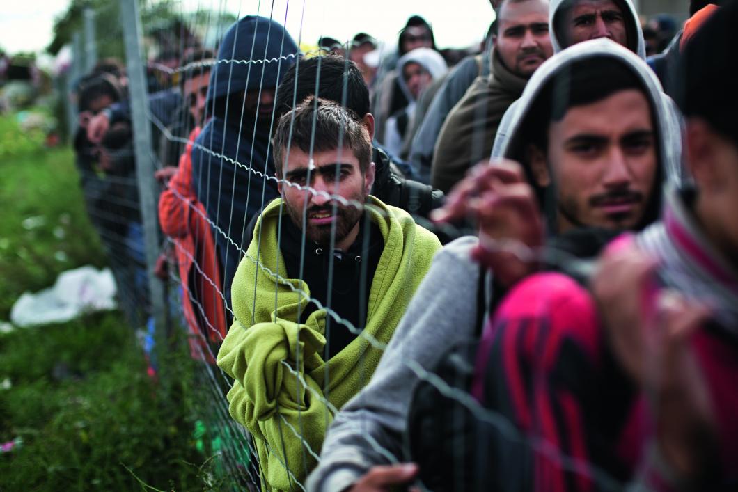 Vill sprida goda exempel på flyktingvård