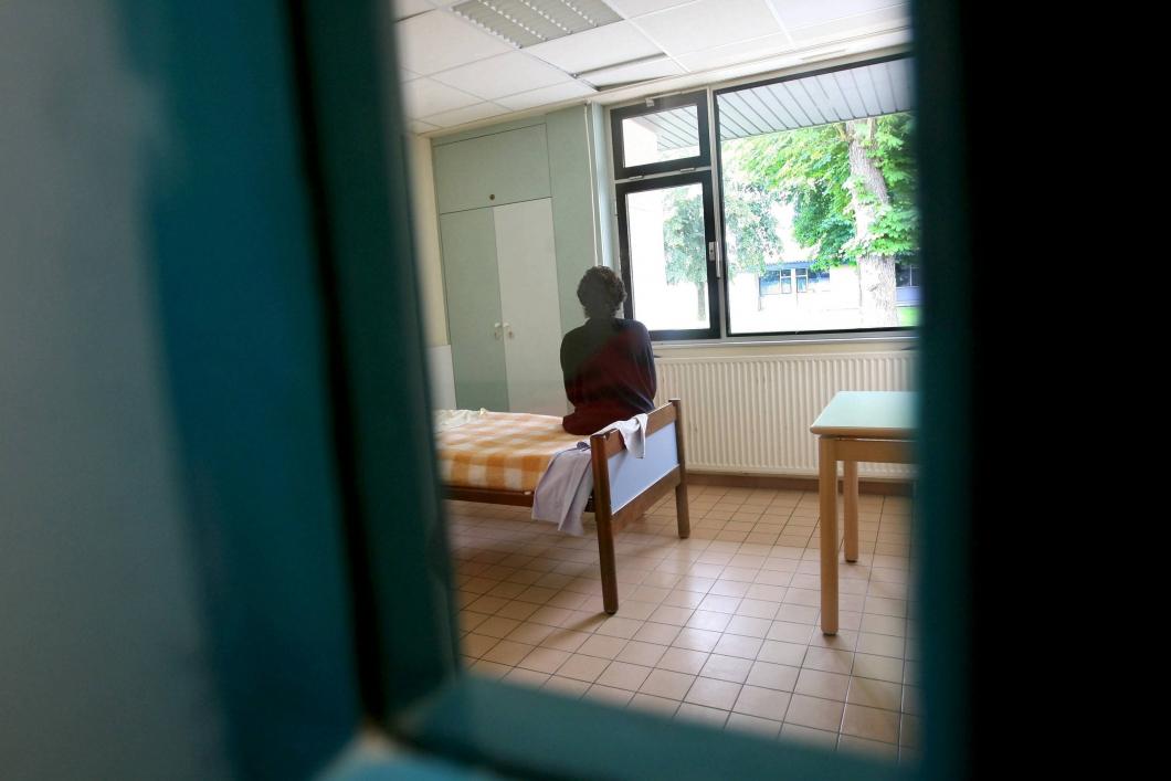 Tufft för föräldrar till vuxet barn med psykisk sjukdom