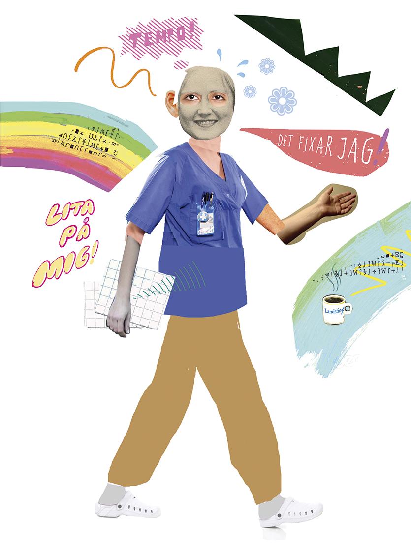 Är du en drömsjuksköterska?
