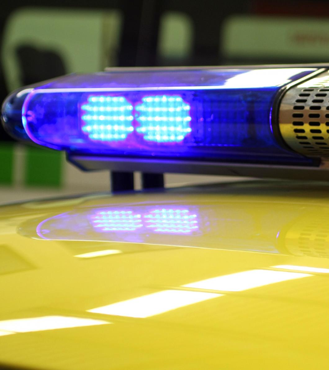 Kräver ökad säkerhet för blåljuspersonal