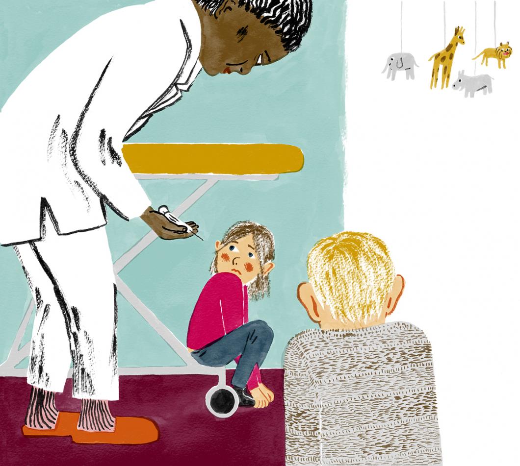 Så stärks barns rätt i vården