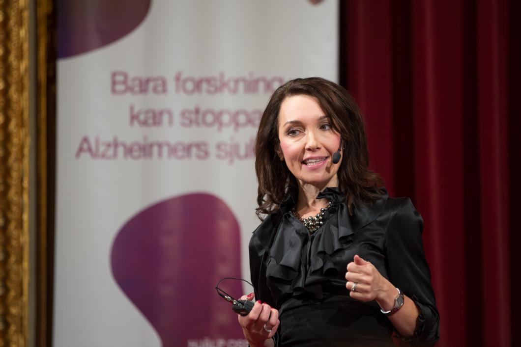 Aktiv livsstil är ett gott skydd mot Alzheimers sjukdom