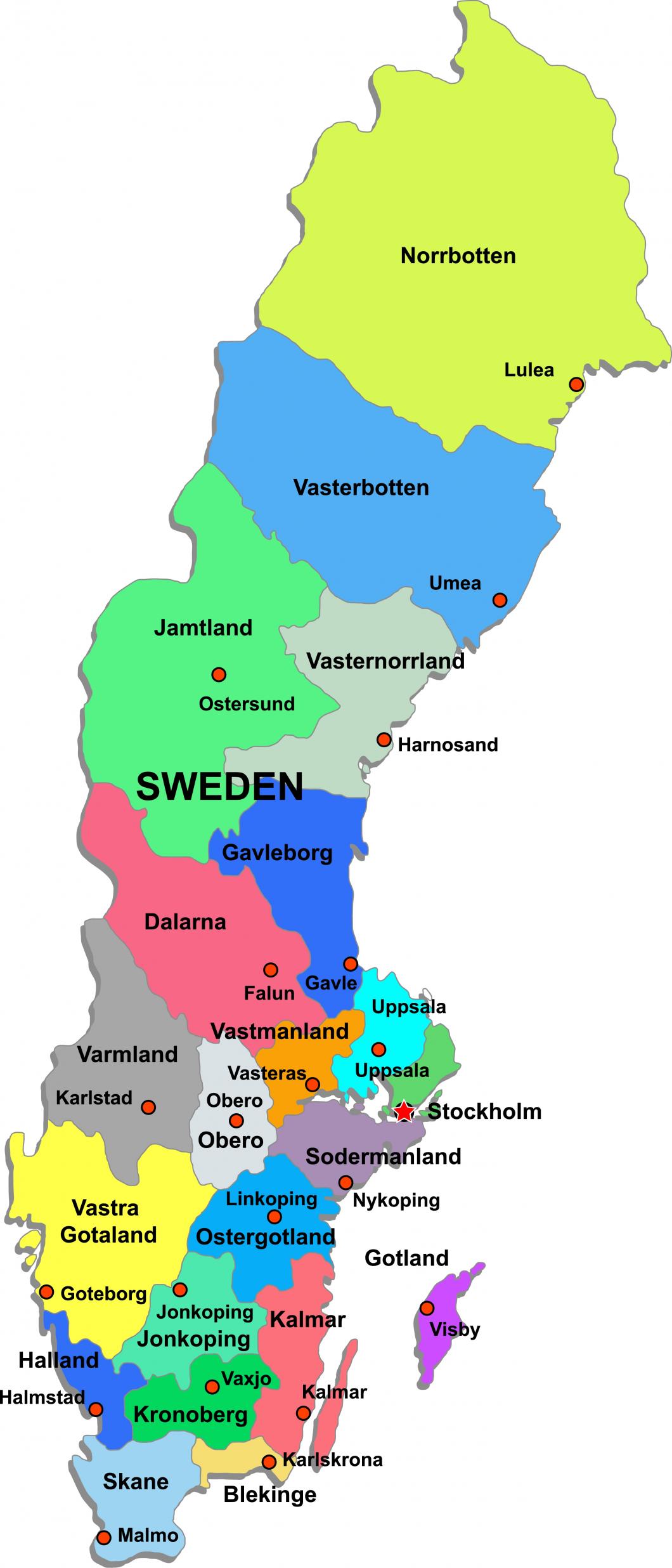 Sammanbrott i regionförhandlingarna över hela landet