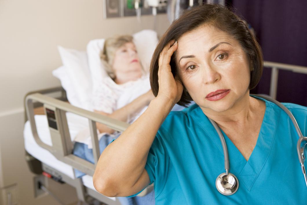 Stress i medelåldern ökar risken för demens