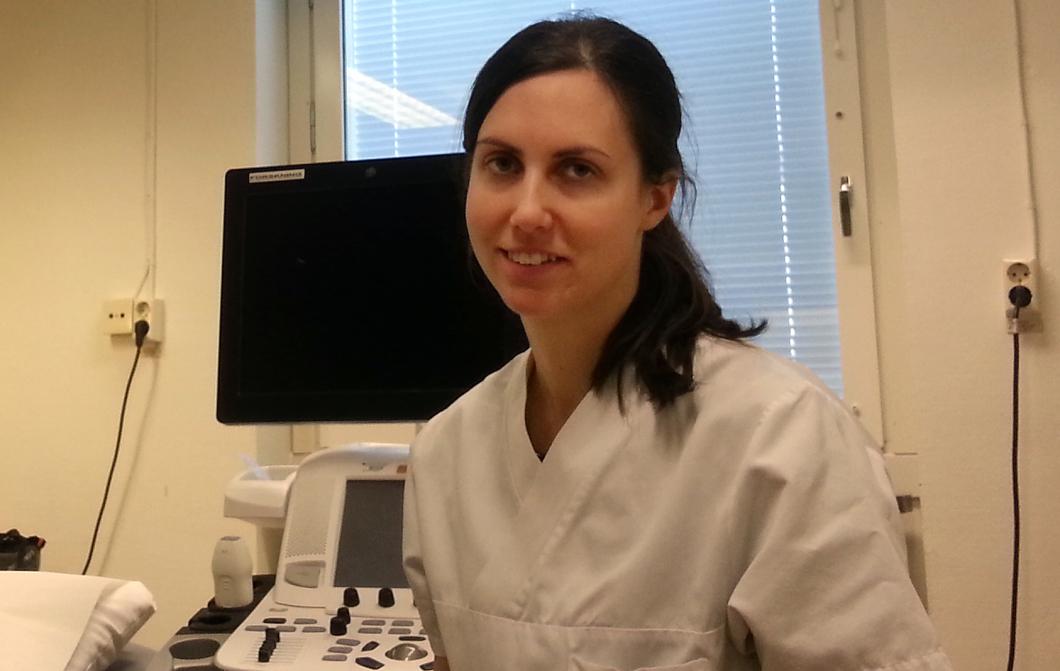 Ultraljud och EKG kan avslöja Skelleftesjukan